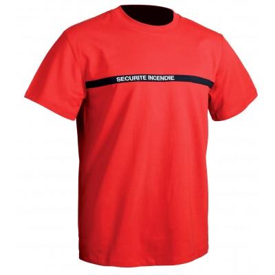 T-shirt Sécu-One sécurité incendie