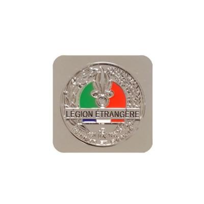 Médaille Légion Étrangère 45mm Support Carré