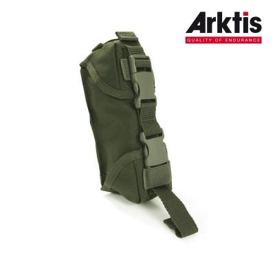 AMS Poche 2x grenades vertical OG